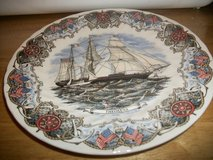 #PAN23 TALL SHIPS COLLECTABLE PLATE 10 INCHES in Fort Hood, Texas